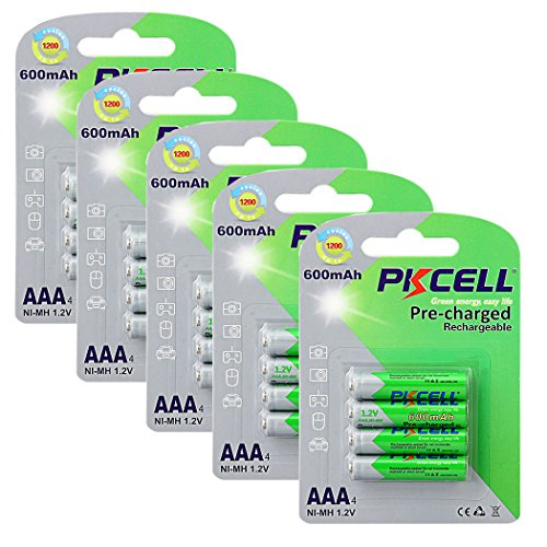 Top 10 Pkcell Aaa of 2021