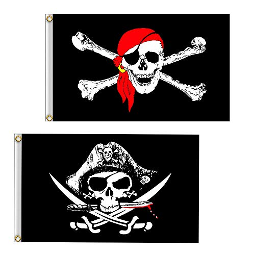 Top 10 Pirate Flag of 2020