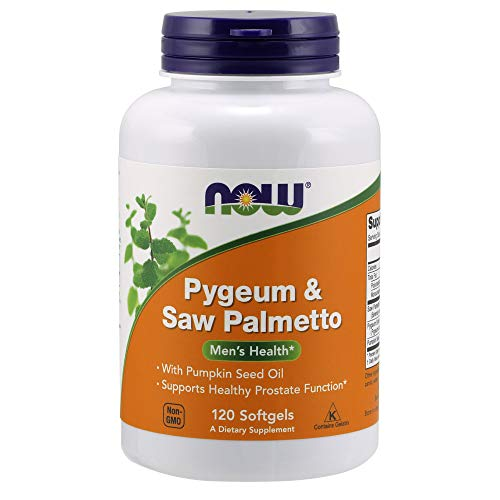 Top 10 Pygeum Saw Palmetto of 2021