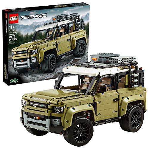 Top 10 Rover Defender of 2020