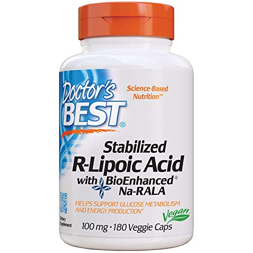 Top 10 R-lipoic Acid of 2020