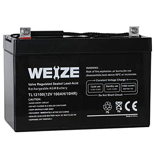 Top 10 Rv Battery of 2020