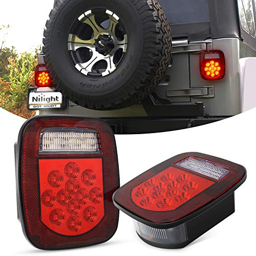 Top 10 Tj Led Tail Lights of 2020