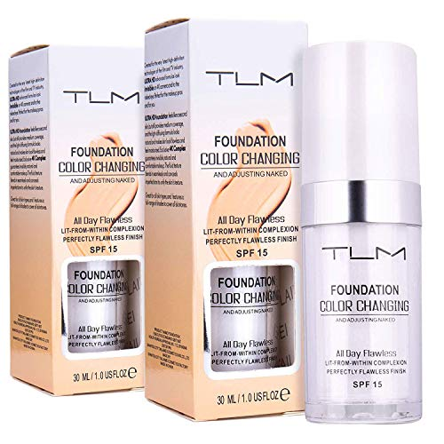 Top 10 Tlm Color Changing Foundation Spf 15 30ml of 2020