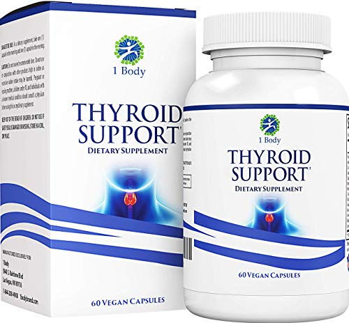 Top 10 Thyroid Support of 2021