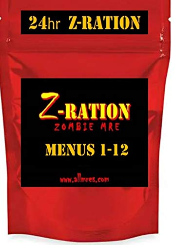 Top 10 Z-ration Zombie Mre of 2021