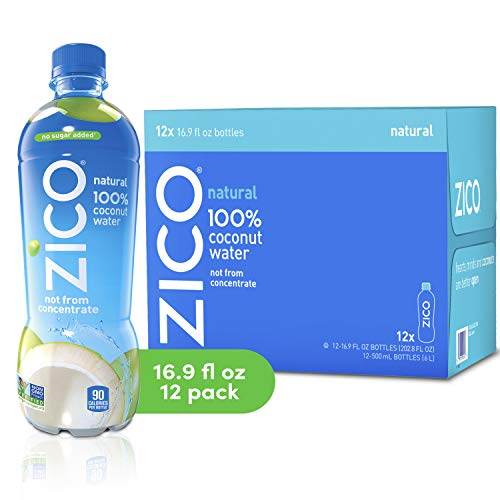 Top 10 Zico Coconut Water of 2021