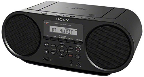 Top 10 Sony Zsrs60bt Cd Boombox of 2021