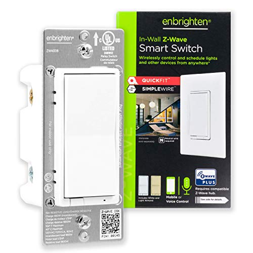 Top 10 Zwave Light Switch of 2021